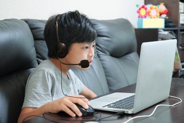 子供オンライン学習